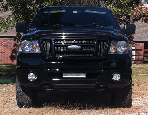 Light Bar On Top Of Truck by 12 Quot Road Led Light Bar 54w 3 765 Lumens Led