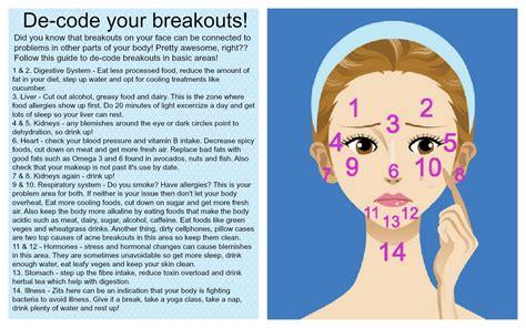 breakout map dear sasquatch acne decoding charts skepchick