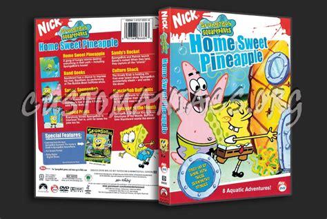 spongebob squarepants home sweet pineapple dvd car