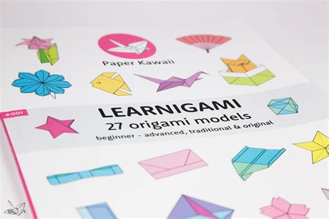 Origami Ebook - learnigami 2017 27 origami models pdf