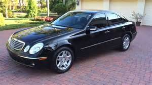 Mercedes Cdi For Sale Sold 2006 Mercedes E320 Cdi Diesel For Sale By Auto