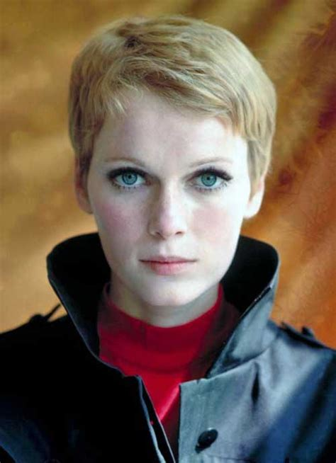 Mia Farrow Short Haircut | 2013 celebrity short hairstyles short hairstyles 2017