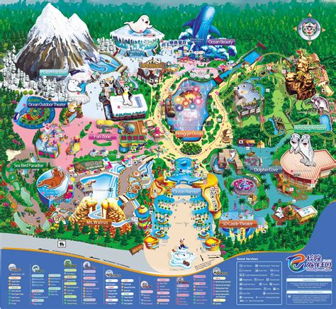theme park zhuhai chimelong ocean kingdom klook