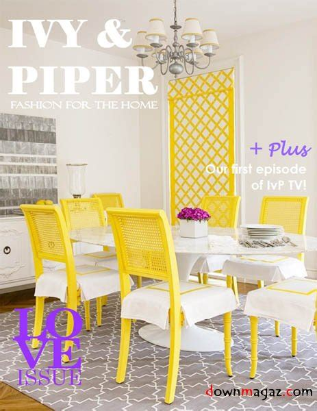 ivy and piper online magazine march 2012 home decor ivy piper february march 2011 187 download pdf magazines