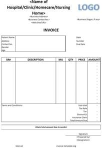 bill invoice template receipt template bill of invoice template