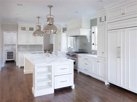 Beaded Inset Cabinets   Transitional   kitchen   L. Kae