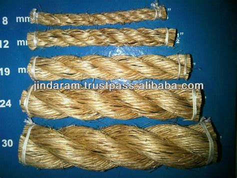 Tali Tambang 6 mm manila rope buy 6 mm manila rope high quality jute twisted manila rope 6mm manila rope