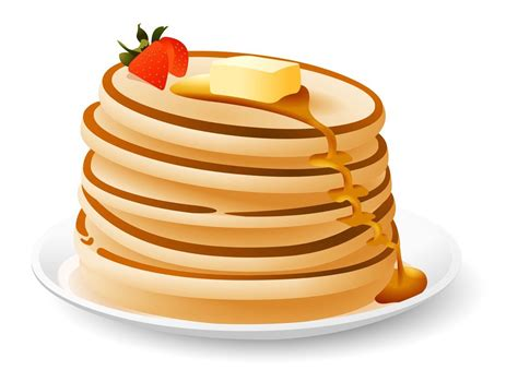 pancake clipart smiley clipart pancake pencil and in color smiley