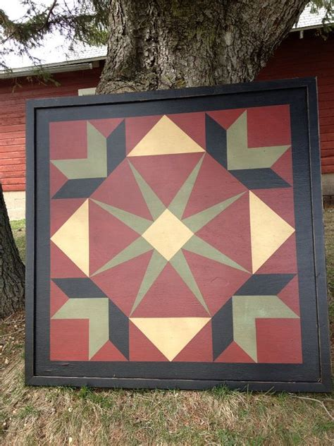 What Are The Quilt Patterns On Barns by 25 Best Ideas About Painted Barn Quilts On