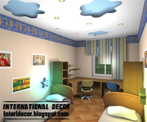 interior design for kids top catalog of modern false ceiling designs for kids room 2017