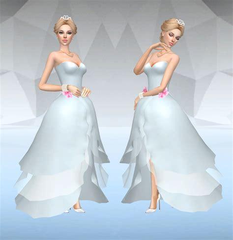 Wedding Hairstyles Sims 3 by Sims 3 Cc Wedding Hair Newhairstylesformen2014