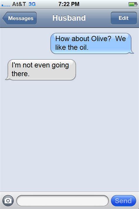 Phone Text Meme Generator - misadventures in motherhood what s in a name