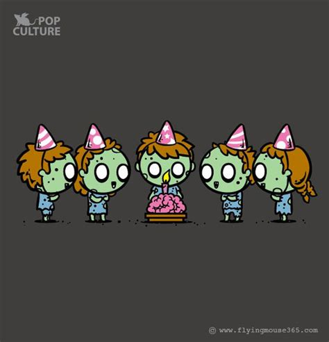 imagenes de zombies originales fiesta de cumplea 241 os zombie