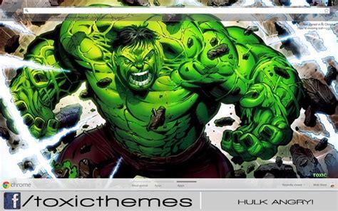 theme google hulk hulk angry chrome web store