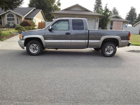 small engine service manuals 2001 gmc sierra 2500 windshield wipe control purchase used 2001 gmc sierra 2500 4x4 extra cab 6 1 2 foot bed same as chevy silvearo 3 4 ton