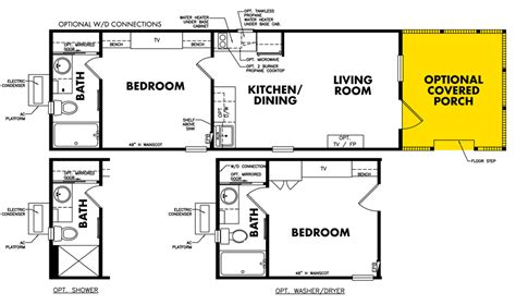 legacy mobile homes floor plans legacy tiny guesthouse model 1234 11fla view home floorplan
