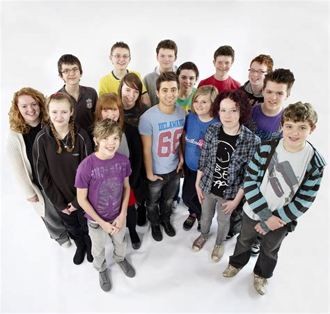what is the meaning of young people who have a grey streaks deaf young people making deaf children matter
