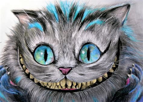 chesire cat tattoo cheshire cat by manuela lai in