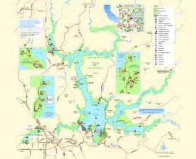 lake oroville state recreation area map lake oroville