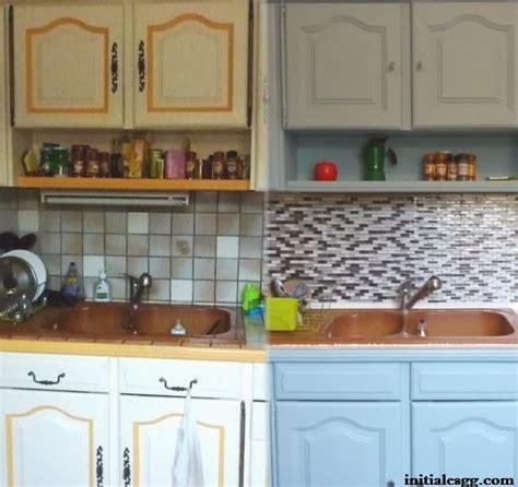 renover cuisine rustique en moderne avant apr 232 s r 233 nover sa cuisine en 2 week end