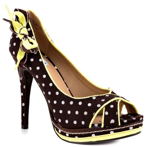 Heel Fashion 2381 205 best shoes striped dots images on flat shoes flats and heels
