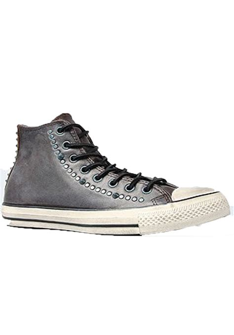 converse varvatos unisex studded hi leather sneaker
