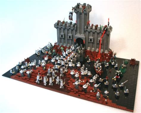 lego crown knights castle revenge of the crown knights the brothers brick lego blog