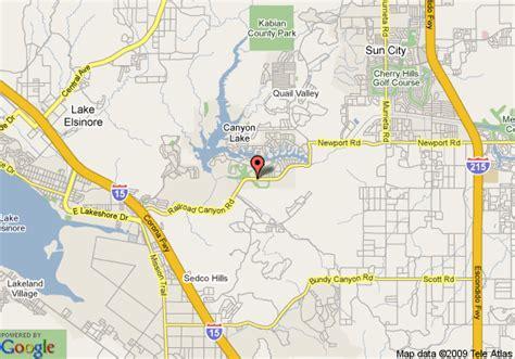 sun city california map map of rodeway inn suites lake sun city