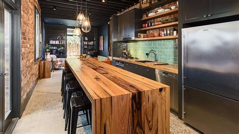Kitchen Island Bench Designs Melbourne by Bench Tops And Counters Timber Revival
