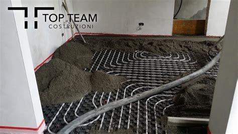 riscaldamento a pavimento costi materiale e posa posa riscaldamento pavimento
