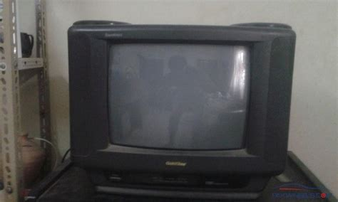 Tv Goldstar 21 Inch 14 Inch Goldstar Color Television For Sale Excellent Condition Non Auto Related Stuff