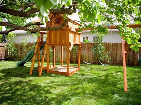 the best kid friendly backyard playground for top