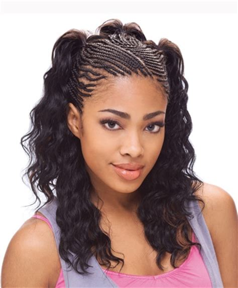 box braids hairstyle human hair or synthtic micro human hair braids bulk synthetic braiding
