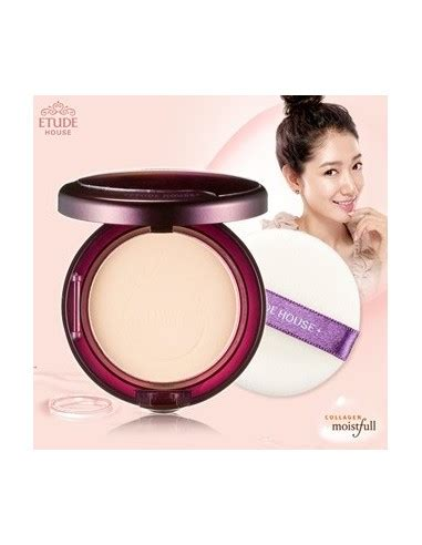 Moistfull Collagen Essence In Pact etude house moistfull collagen essence in pact