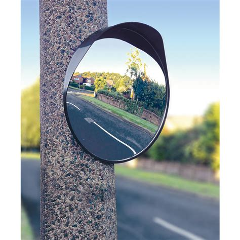 The Blind Mirror convex blind spot mirror 30cm toolstation