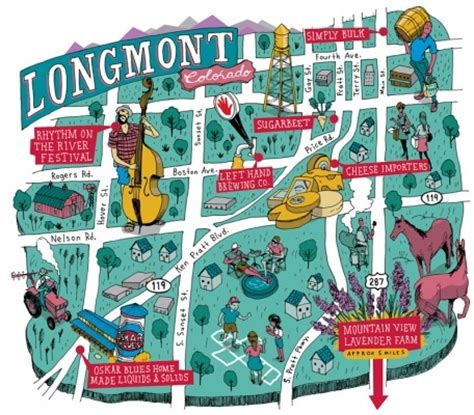 longmont colorado map 189 best images about yay longmont on