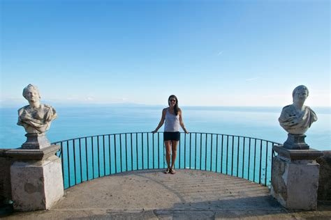 terrace of infinity ravello italy photo essay ten days in italy recipe for adventures