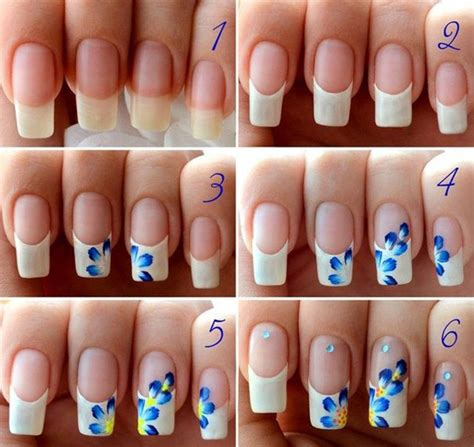 nail art tutorial video spring nail art tutorials for women pretty designs