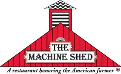 Machine Shed Davenport Menu by Midway Exclusive Catering Partners