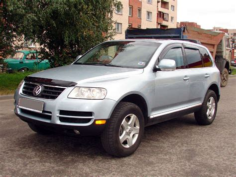 how cars run 2003 volkswagen touareg electronic valve timing 2003 volkswagen touareg 5 0 v10
