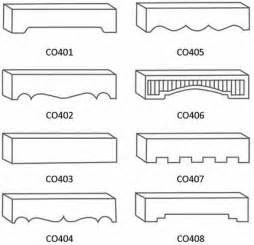 Cornice Styles For Windows County Draperies