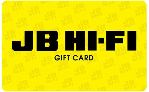 Gift Cards Australia Post - 50 jb hi fi gift card australia post shop