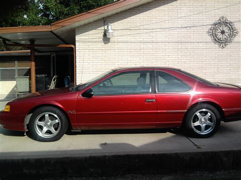 1992 Ford Thunderbird by 1992 Ford Thunderbird Pictures Information And Specs