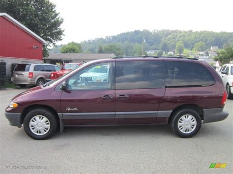 service manual buy car manuals 1999 plymouth grand voyager on board diagnostic system