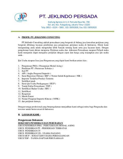 Contoh Surat Perjalanan Dinas Perusahaan Swasta by Biro Jasa Pengurusan Dokumen Perusahaan