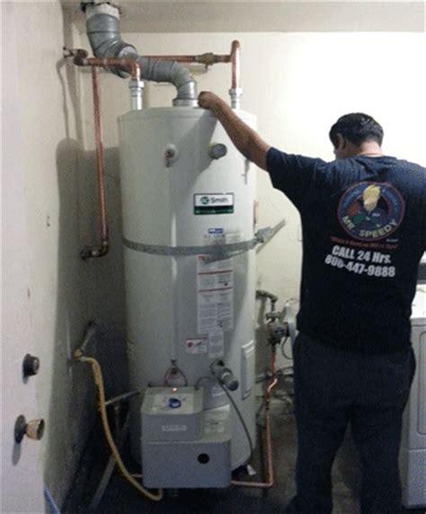 Mr Water Plumbing by Los Angeles Water Heater Installation Water Heater Repairs