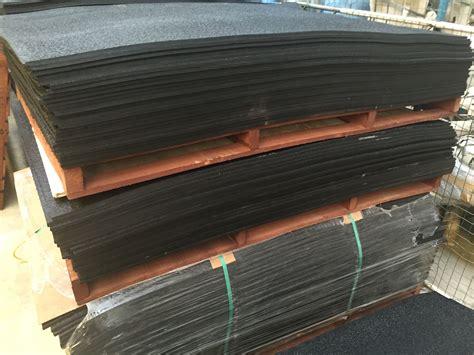 rivestimenti in gomma per pavimenti rivestimento per pavimenti nero 1 2x1 8mx12mm