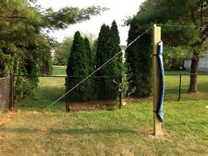 How To Make A Zip Line For Your Backyard Backyard Zip Line Zip Line Build Pics Posts Chain Seat