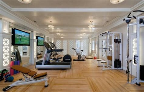 home gym interior design 58 well equipped home gym design ideas digsdigs