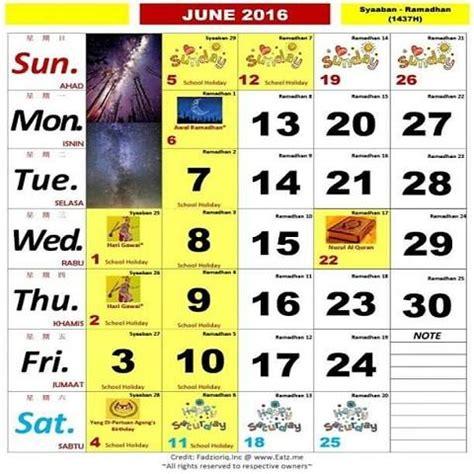 Calendar 2017 June Malaysia Malaysia Calendar 2016 Android Apps On Play